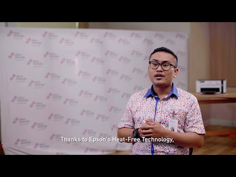 Epson EcoTank Customer Story: Mitra Keluarga Group