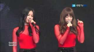 130530 Korean Forces Network - DASONI / Good Bye