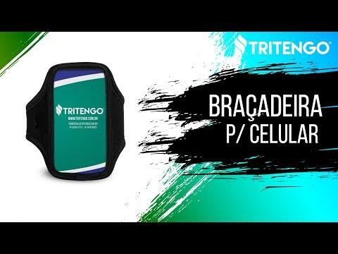 Braçadeira para Celular Smartphone Personalizada Brinde Corporativo