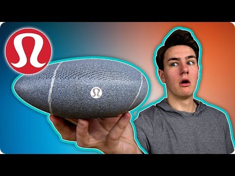 lululemon Made a Smart Rock??