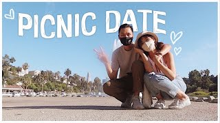CUTE PICNIC DATE | WahlieTV EP760