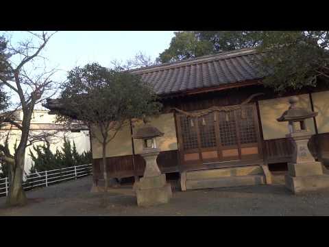 Kamo Shrine of precincts [Japan]