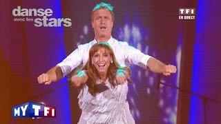 DALS S01 - Un Jive Avec David Ginola Et Silvia Notargiacomo Sur Pump It (The Black Eyed Peas)