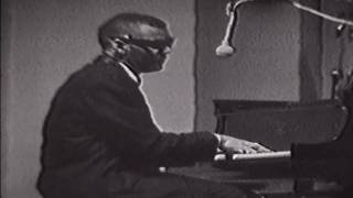 Ray Charles - Drown In My Own Tears (LIVE) HD