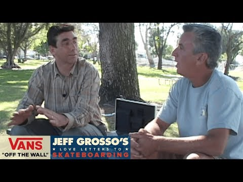 Loveletters Season 8: Lance Mountain Part 2    Jeff Grosso's Loveletters to Skateboarding   VANS