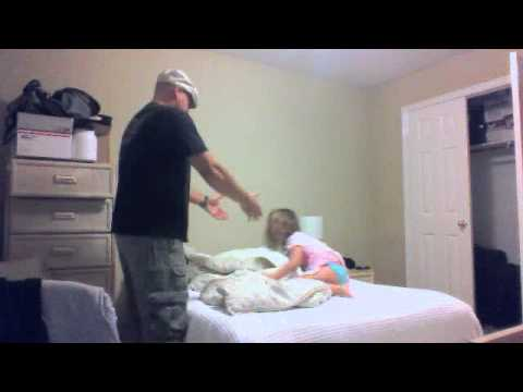 Avery and Uncle Bonesaw Show - Webcam video from August 4, 2013 9:51 PM