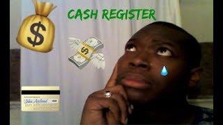 RETAIL SERIES: WORKING THE CASH REGISTER 🤑💰(Part 1)