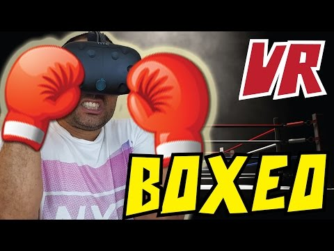JUEGO DE BOXEO EN REALIDAD VIRTUAL - The Thrill of the Fight - HTC Vive