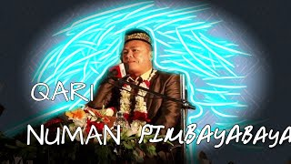 Best Quran Recitation In The World 2019 | Qari Numan Pimbayabaya - Surah Naba