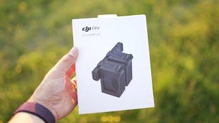 DJI FPV Fly More Kit - sada batérii pre dron DJI FPV Combo