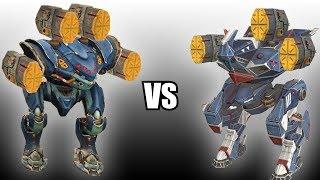 Spectre (Orkans) vs Haechi (Orkans) - 1v1 #1 | War Robots