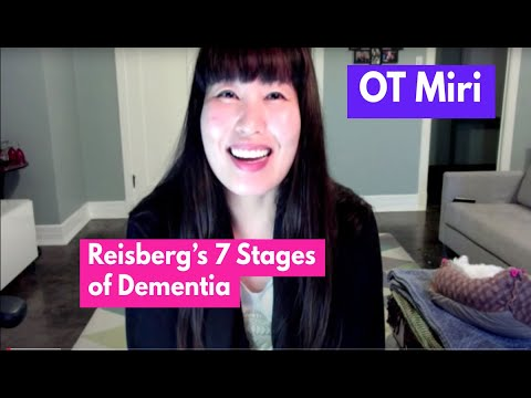 Riesberg's 7 Stages of Dementia