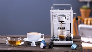 How to make the perfect espresso shot with the Dualit Classic Capsule Machine  preview