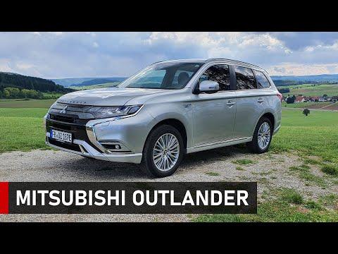 2020 Mitsubishi Outlander Plug in Hybrid (PHEV) - Review, Fahrbericht, Test