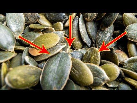 Каждое утро натощак съедаю 7 сырых тыквенных семечек. Вот зачем...