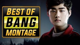 "Bang ""Korean ADC God"" Montage | Best of Bang"