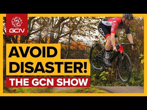 5 Tips To Avoid Disaster On Your Road Bike | The GCN Show Ep. 305