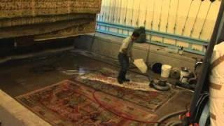 Isberian Rug Co. Rug Washing Process