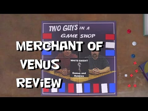 Two Guys in a Game Shop-Merchant of Venus