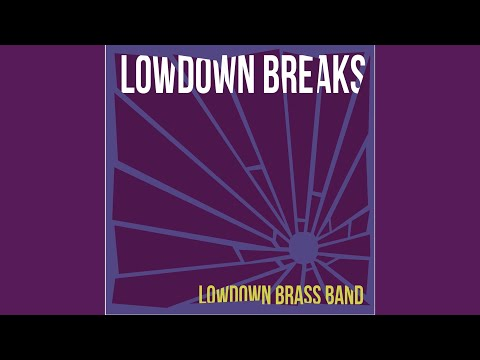 Live It Up (Hot Sauce) online metal music video by LOWDOWN BRASS BAND