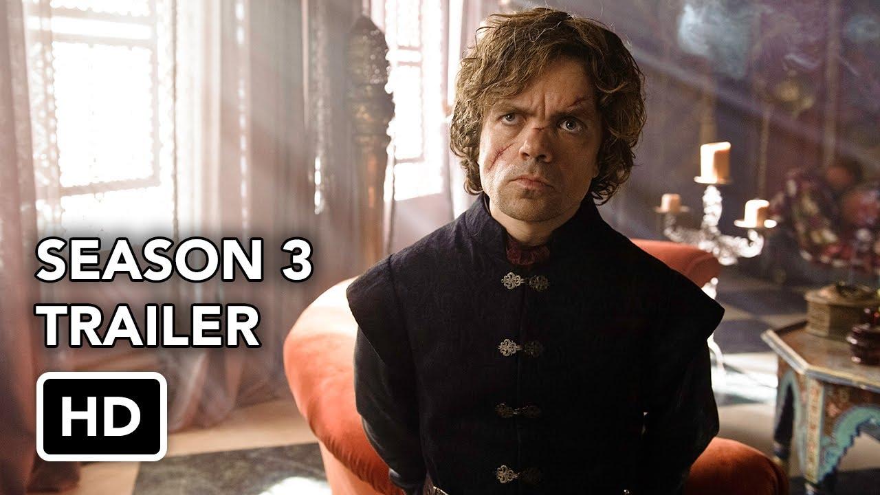 Game Of Thrones' Season 3 Trailer: Dragons, Wildlings And Flaming Swords