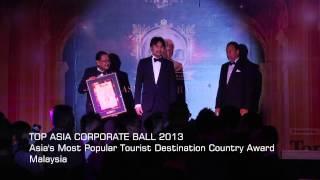 Top Asia Corporate Ball 2013 - Malaysia