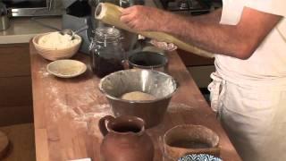 מתכון ללחם כפרי להכנה בבית