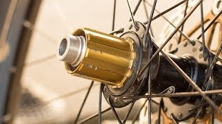 How to change Hope freehub