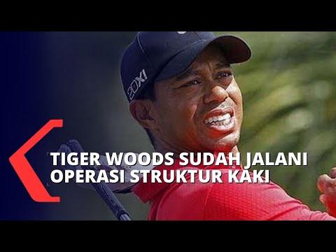 Tiger Woods Pindah Rumah Sakit untuk Pemulihan Pasca Operasi Struktur Kaki