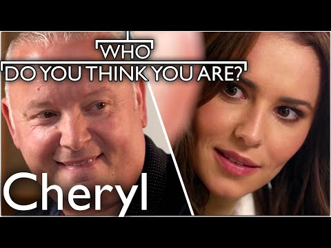 Cheryl & Dad Look At The Tweedy History | Who Do You Think You Are