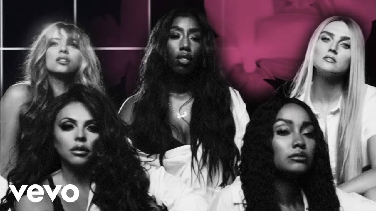 Little Mix ft. Kamille — More Than Words
