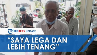 Cerita Lansia di Surabaya Seusai Disuntik Vaksin Covid-19 Sinovac: Saya Lega, Lebih Tenang