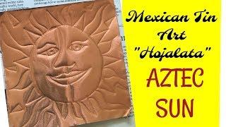 Mexican Tin Art Hojalata For Kids