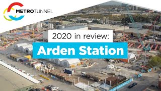 2020 in review: Arden Station