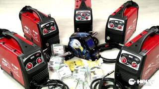 Helvi S.p.A. – FOX range: Multi-process inverter welders!
