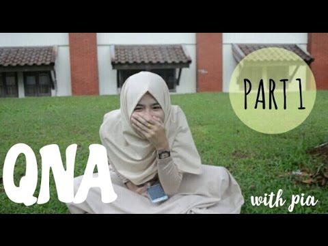 QNAwithPia - Pia mau jadi pacar aku ga? (Part1)