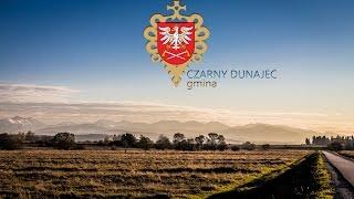 preview picture of video 'Gmina Czarny Dunajec z lotu ptaka.'