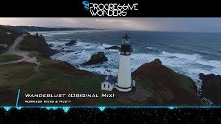 Morrison Kiers & Musty - Wanderlust (Original Mix) [Music Video] [Progressive House Worldwide]