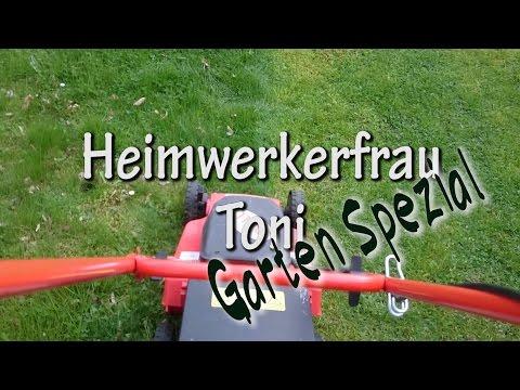 Heimwerkerfrau Toni – Folge 4 ♥ Garten Spezial