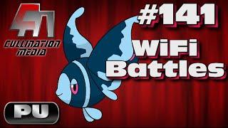 Lumineon  - (Pokémon) - Pokemon X and Y WiFi Battle LIVE #141: Whole Lotta Lumineon