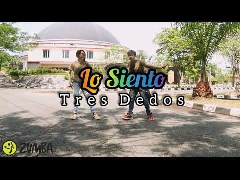 Tres Dedos - Lo Siento | ZUMBA | FITNESS | At Dome Balikpapan