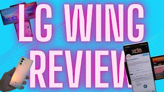 LG Wing 5G Review: I Love This Thing