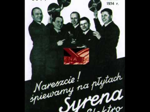 "Old Pasodoble from Warsaw!: ""La Calesera"" - Chór Juranda, 1935"