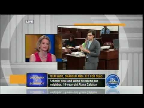 Meg Strickler on #InSession with Vinnie Politan discussing GA v. Schmidt on April 16, 2012#