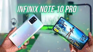 Infinix Note 10 Pro: PubG Test & Review