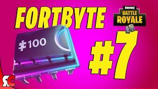 Fortbyte #7   Use CUDDLE UP Emoticon inside a Rocky Umbrella Location (Season 9 Fortnite)