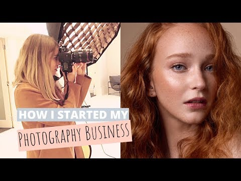 , title : 'How I Started My Photography Business