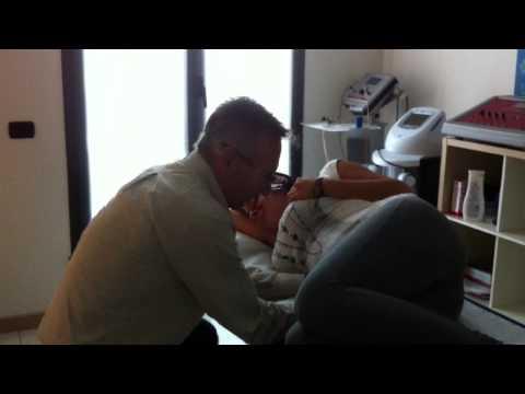 Il sig. iniziale di sintomi di osteochondrosis
