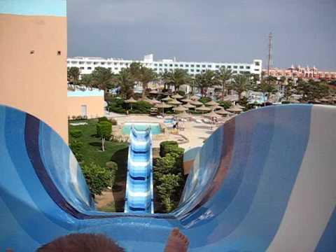 Египет, Хургада, Титаник аквапарк.