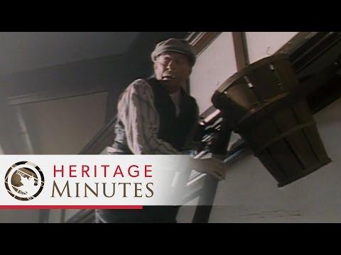Heritage Minutes: Basketball